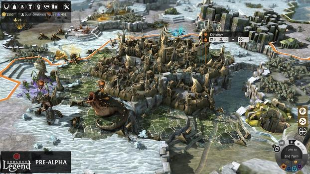 Endless Legend - Classic Edition on PC screenshot #11