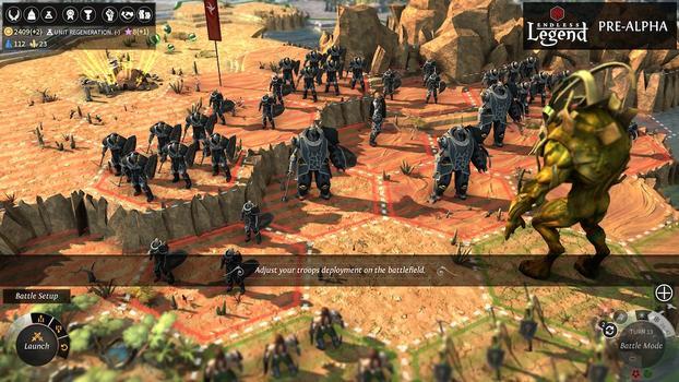 Endless Legend - Classic Edition on PC screenshot #10