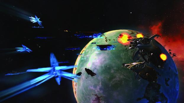 Endless Space Disharmony on PC screenshot #4