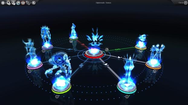 Endless Space Disharmony on PC screenshot #3