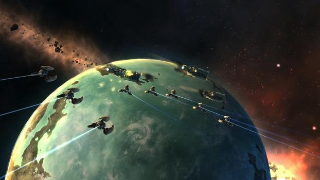 Endless Space Disharmony on PC screenshot #2