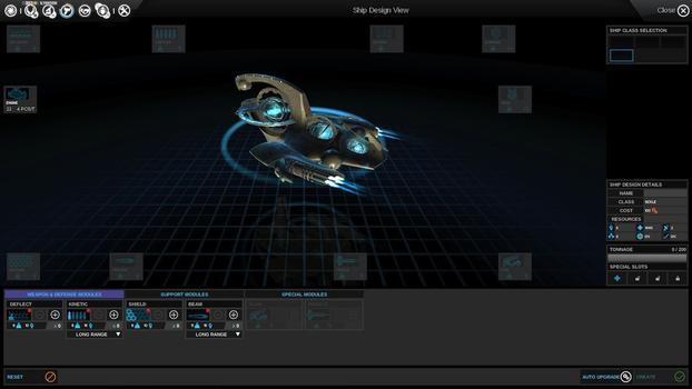 Endless Space Disharmony on PC screenshot #1