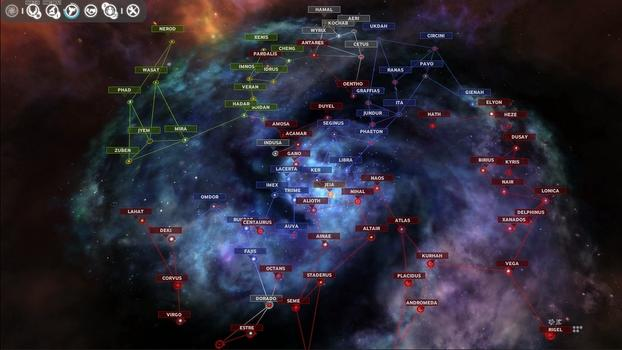 Endless Space: Emperor Edition on PC screenshot #2