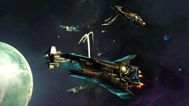 Endless Space Gold Edition on PC screenshot #1