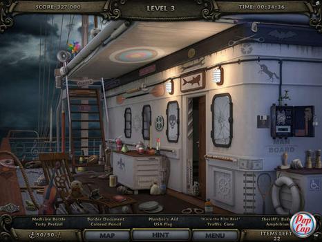 Escape the Emerald Star (NA) on PC screenshot #2
