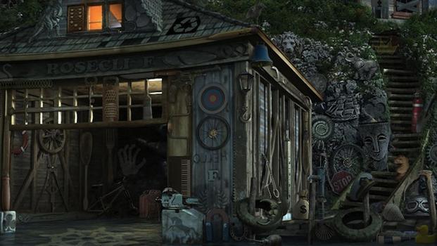 Escape Rosecliff Island (NA) on PC screenshot #5
