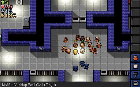 The Escapists on PC screenshot #1