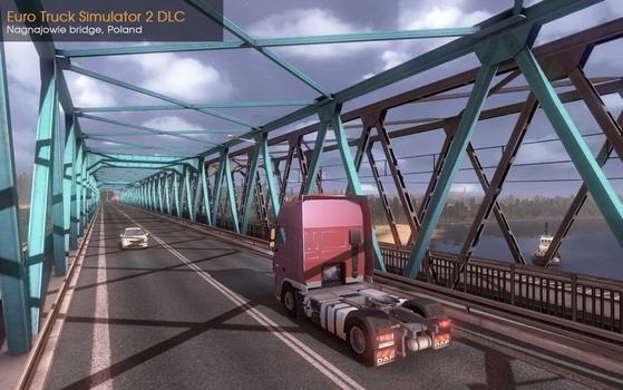 Euro Truck Simulator 2: Go East DLC on PC screenshot #3