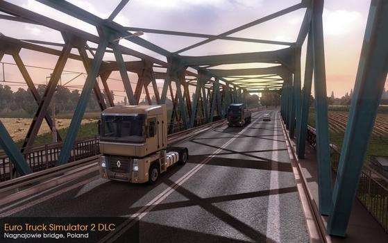 Euro Truck Simulator 2: Go East DLC on PC screenshot #2