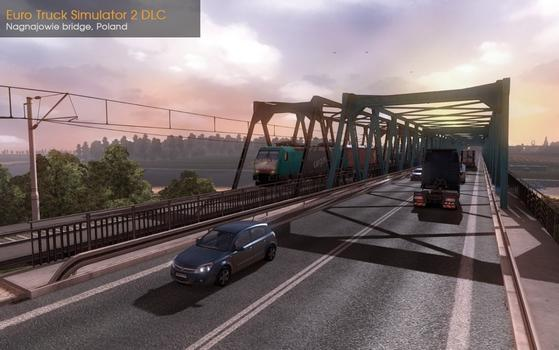 Euro Truck Simulator 2: Go East DLC on PC screenshot #1