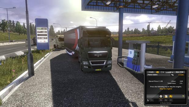 Euro Truck Simulator 2 Gold on PC screenshot #10