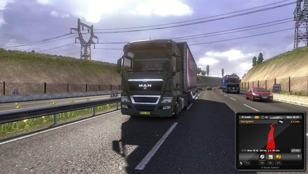 Euro Truck Simulator 2 Gold on PC screenshot #7