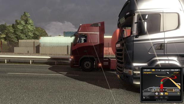 Euro Truck Simulator 2 Gold on PC screenshot #6