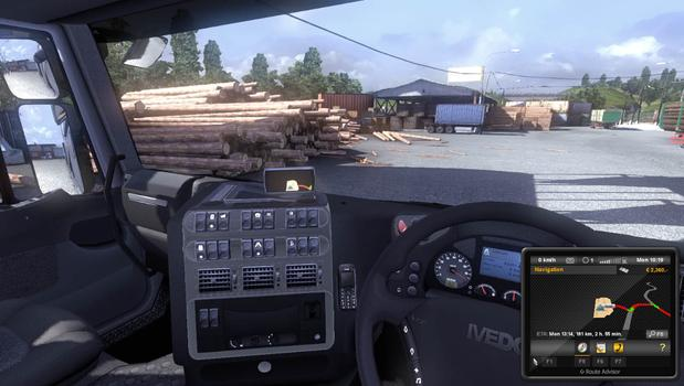 Euro Truck Simulator 2 Gold on PC screenshot #5