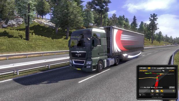 Euro Truck Simulator 2 Gold on PC screenshot #4