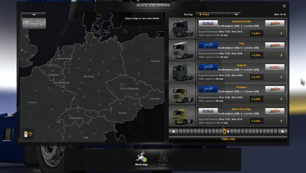 Euro Truck Simulator 2 Gold on PC screenshot #3