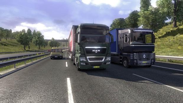 Euro Truck Simulator 2 Gold on PC screenshot #2