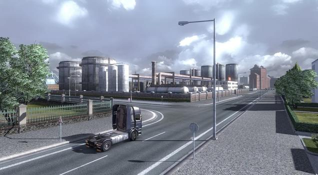 Euro Truck Simulator 2 on PC screenshot #5