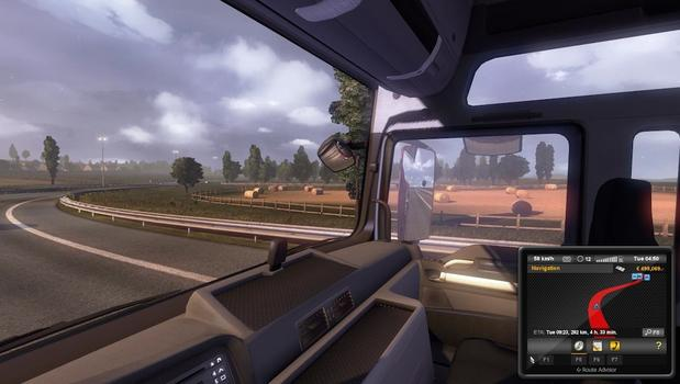 Euro Truck Simulator 2 on PC screenshot #4