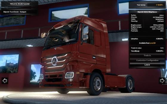 Euro Truck Simulator 2 on PC screenshot #3