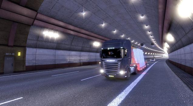 Euro Truck Simulator 2 on PC screenshot #2