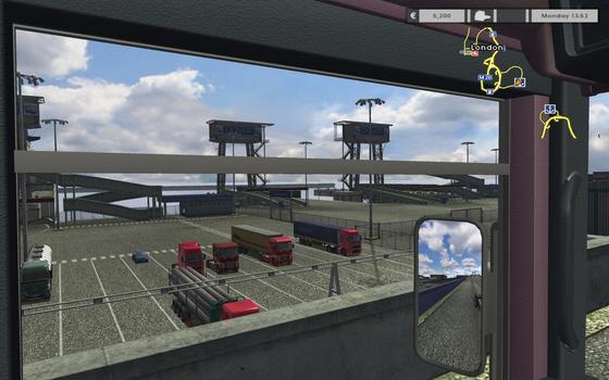 Euro Truck Simulator on PC screenshot #5