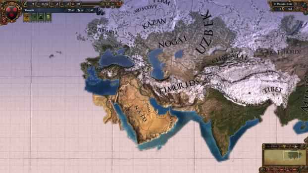 Europa Universalis IV: Muslim Advisor Portraits on PC screenshot #6