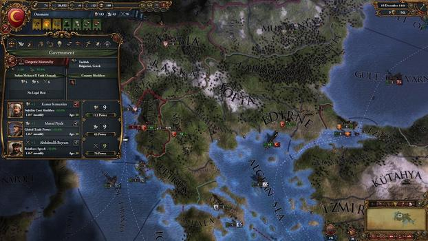 Europa Universalis IV: Muslim Advisor Portraits on PC screenshot #5