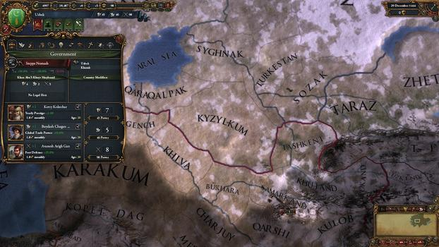 Europa Universalis IV: Muslim Advisor Portraits on PC screenshot #2