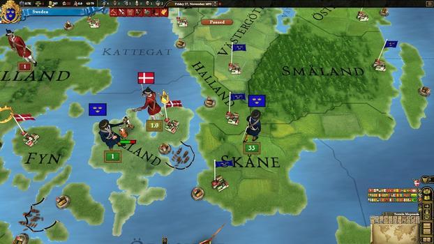 Europa Universalis III: Absolutism on PC screenshot #5