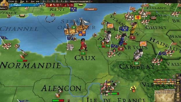 Europa Universalis III: Absolutism on PC screenshot #1