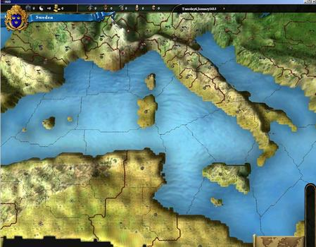 Europa Universalis III Chronicles on PC screenshot #1
