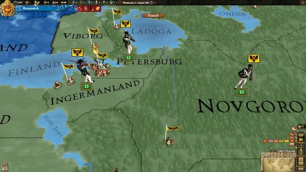 Europa Universalis III Collection on PC screenshot #4
