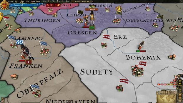 Europa Universalis III Collection on PC screenshot #1