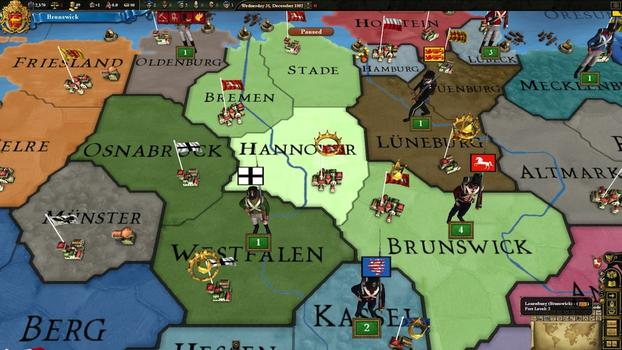 Europa Universalis III: Music of the World on PC screenshot #6