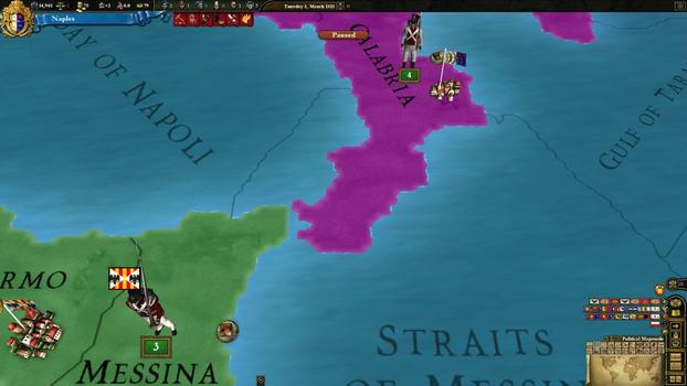 Europa Universalis III: Music of the World on PC screenshot #3