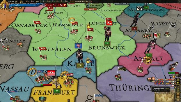 Europa Universalis III: Music of the World on PC screenshot #2
