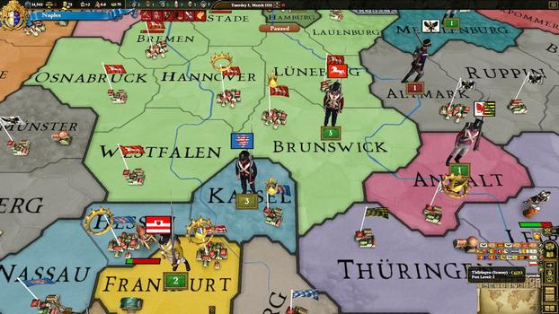 Europa Universalis III: Revolution 2 Sprite Pack on PC screenshot #1
