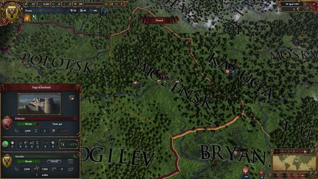 Europa Universalis IV: Call-to-Arms Pack  on PC screenshot #6