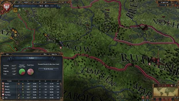 Europa Universalis IV: Call-to-Arms Pack  on PC screenshot #5
