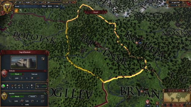 Europa Universalis IV: Call-to-Arms Pack  on PC screenshot #4