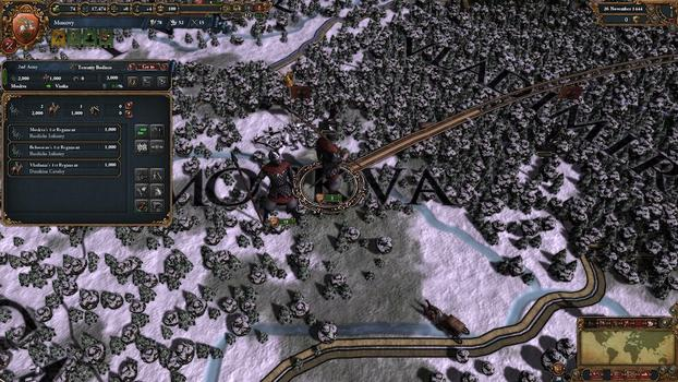 Europa Universalis IV: Call-to-Arms Pack  on PC screenshot #1