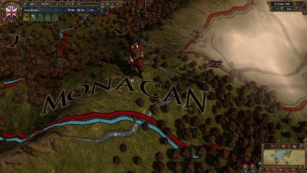 Europa Universalis IV: Colonial British and French Unit pack on PC screenshot #5