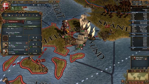 Europa Universalis IV: Conquest Collection on PC screenshot #6