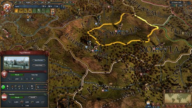Europa Universalis IV: Conquest Collection on PC screenshot #3