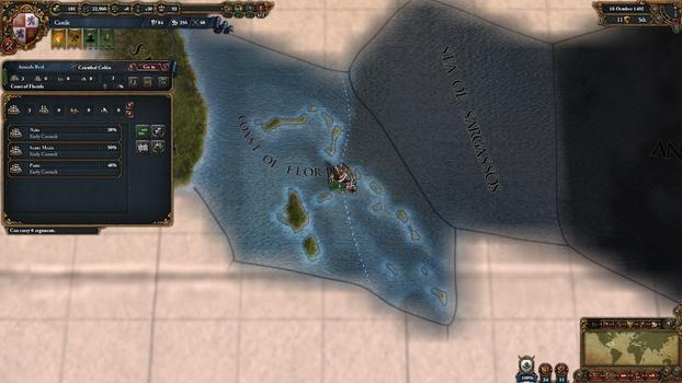 Europa Universalis IV: Conquest of Paradise on PC screenshot #6