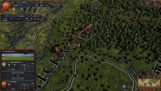 Europa Universalis IV: Conquest of Paradise on PC screenshot #5