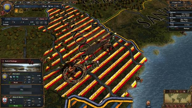 Europa Universalis IV: Conquest of Paradise on PC screenshot #3