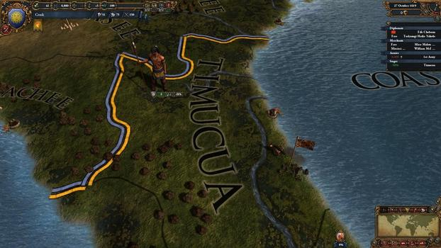 Europa Universalis IV: Conquest of Paradise on PC screenshot #2