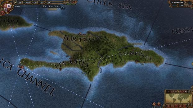 Europa Universalis IV: Conquest of Paradise on PC screenshot #1